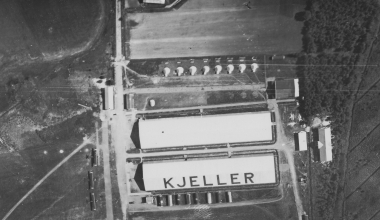 Hvordan Kjellers rike historie kan ivaretas var ett av temaene på informasjonskvelden. Foto: Flynytts arkiv